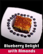 Blueberry Delight w/Almonds