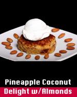Pineapple Coconut Delight w/Almonds