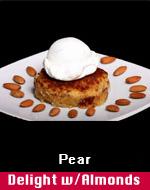 Pear Delight w/Almonds
